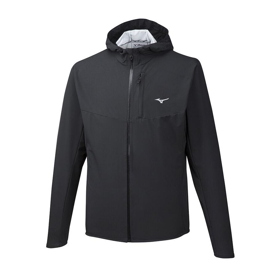 Mizuno 20k ER Jacket Negra