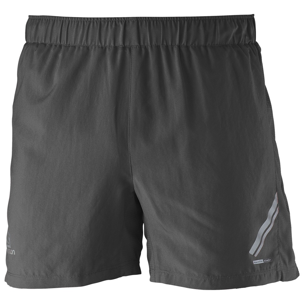 SALOMON AGILE SHORT M NEGRO