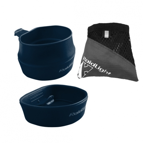 RAIDLIGHT ECO-TASSE®+FUNDA
