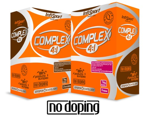 INFISPORT COMPLEX 4:1® RECOVERY