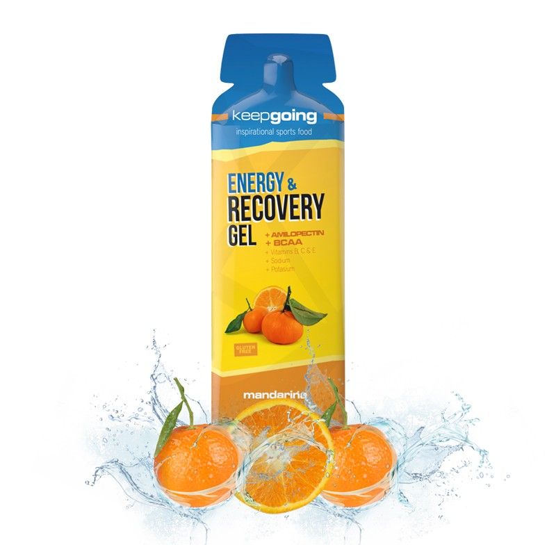 KEEPGOING GEL ENERGY & RECOVERY