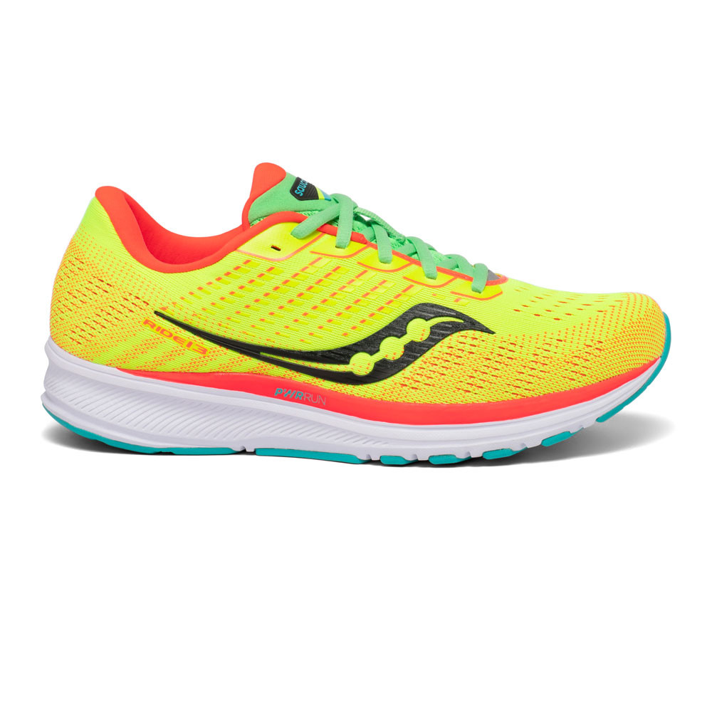 Saucony Ride 13 W Amarillo